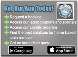 carpet cleaning app