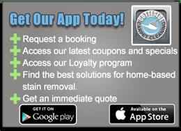carpet cleaning app